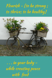 Learning to flourish in your body