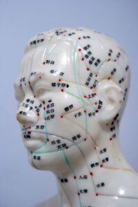 EFT Tapping combines techniques of modern psychology with the principles of energy flow through the meridians as in Chinese medicine and acupuncture