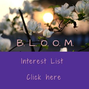 click here for Bloom interest list